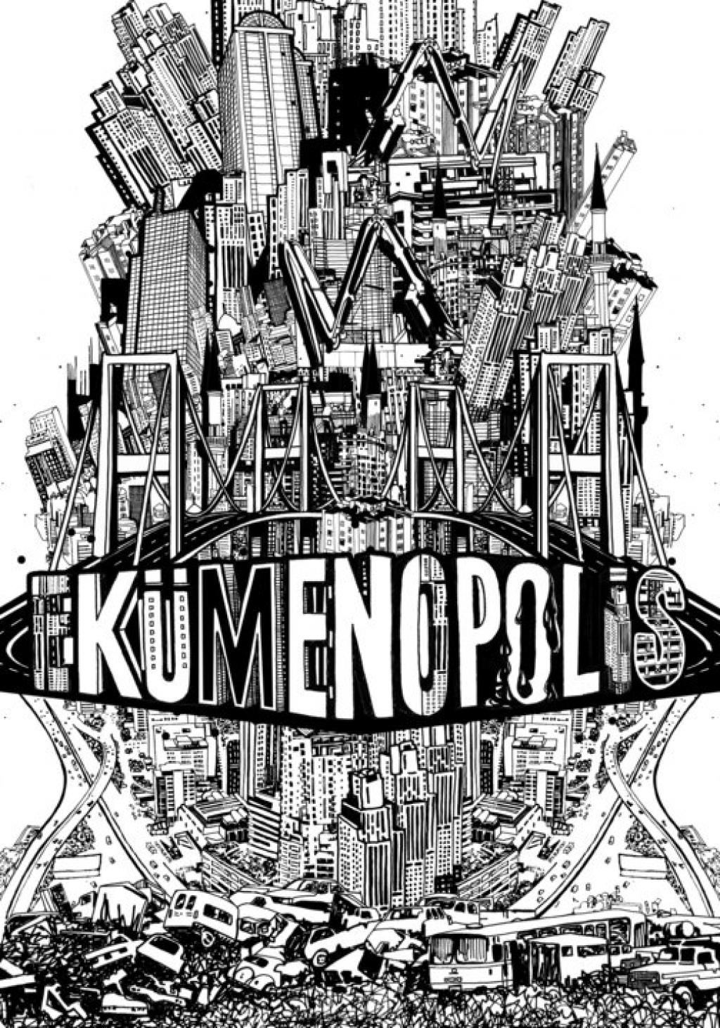 Ekümenopolis: Ucu Olmayan Şehir