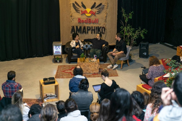 Redbull Amaphiko İle Sosyal Girişimcilik