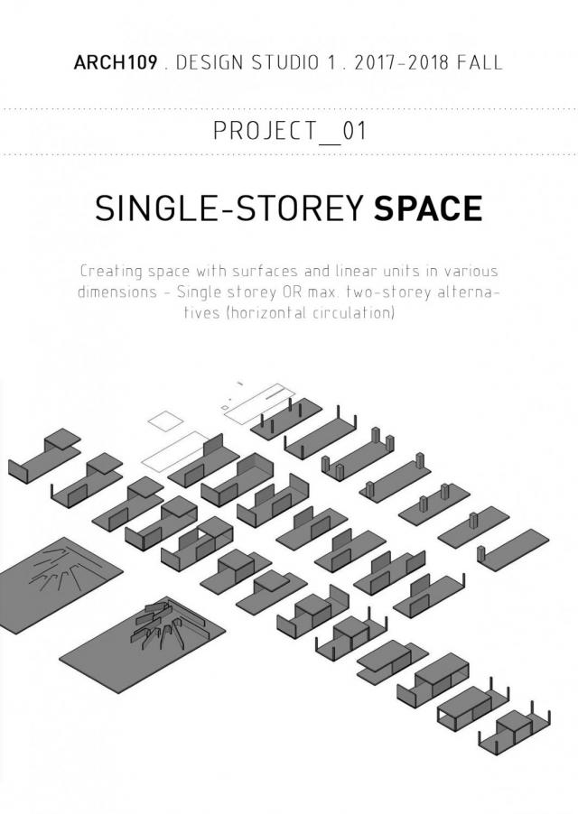 Single-Storey Space