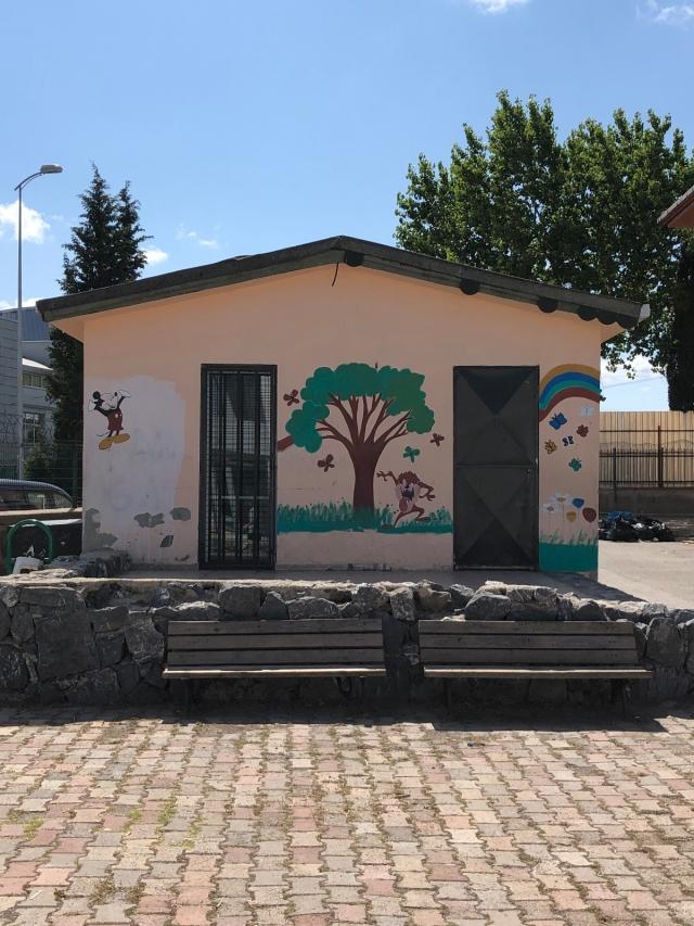 Nişantepe İlköğretim Okulu Yenileme Projesi