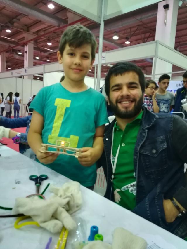 Bursa Science Expo Gönüllü Eğitmen