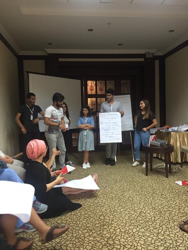 Toplum Gönüllüleri Vakfı 27 Gençlik Konseyi