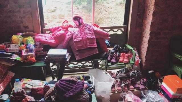 Kırtasiye ve Kıyafet Yardımı Projesi